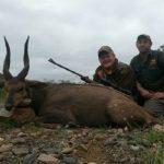 Umdende Hunting Safaris Bushbuck