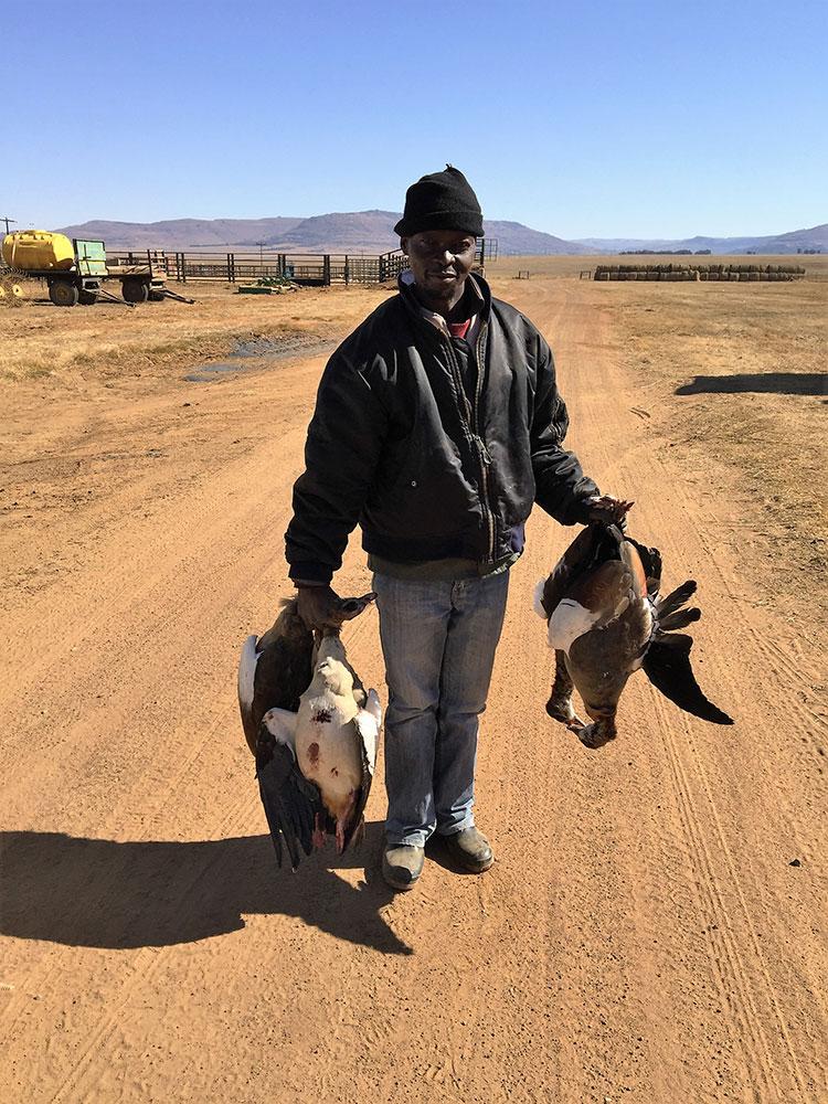 Umdende Hunting Safaris conservation